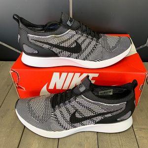 Nike Air Zoom Mariah Flyknit Racer Black Platinum